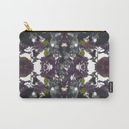 Floral Pelvis Carry-All Pouch