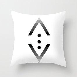 The Pit - Cukur Throw Pillow