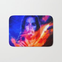Yes, Jesus Loves Me ... By LadyShalene Bath Mat