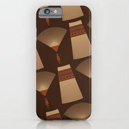 UrbanNesian Tongan Helu (Tongan Comb) iPhone Case
