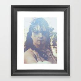 Faerieland Framed Art Print