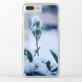 Forgive and Forget. Clear iPhone Case