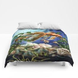 Goldfisch Amando Comforters