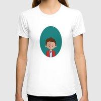 marty mcfly T-shirts featuring Marty McFly by Juliana Motzko