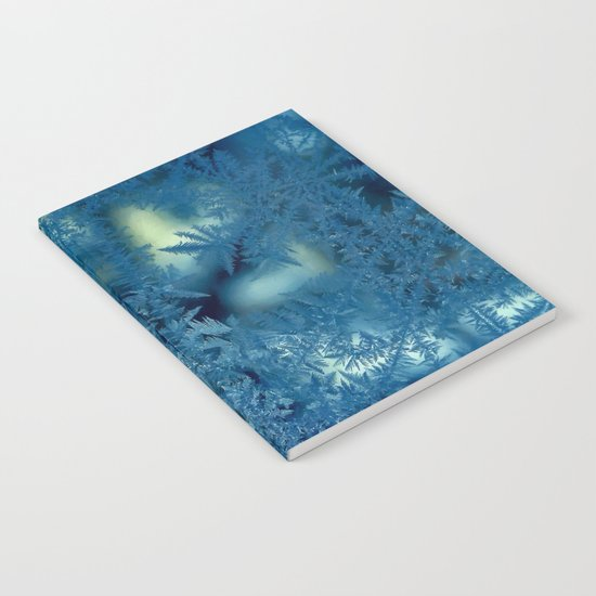 Frost patterns Notebook