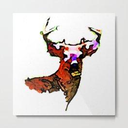 Dear. Deer.  Metal Print