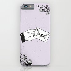 Snail Mail Love iPhone 6s Slim Case