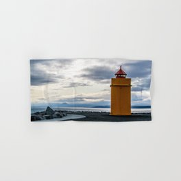 Lighthouse at the Point Hand & Bath Towel