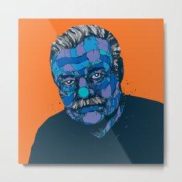Ernest Hemingway 1899 - 1961 Metal Print