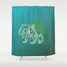 bulb Shower Curtain