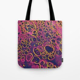 Magnetism Tote Bag