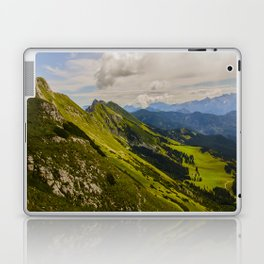 Musical Mountains Laptop & iPad Skin