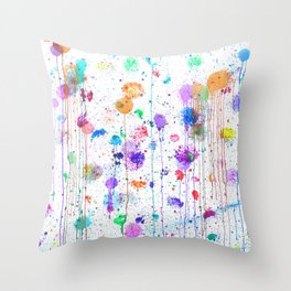 Third Shot Throw Pillow