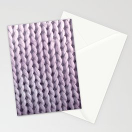 hygge: lilac Stationery Cards