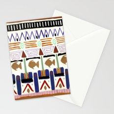 Pattern 004 Stationery Cards