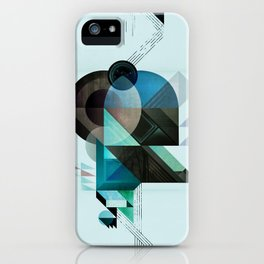 Coherence iPhone Case