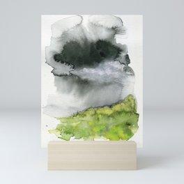 Summer's Rain Mini Art Print