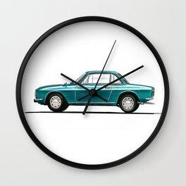 Lancia Fulvia Wall Clock