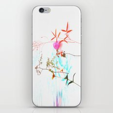 Unnatural Decay  iPhone & iPod Skin