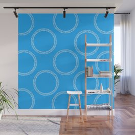 Sophisticated Circles Wall Mural