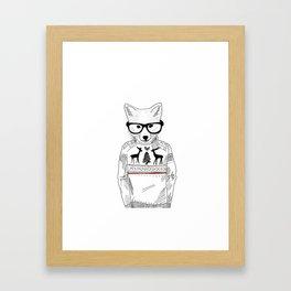 Tis' the Season Framed Art Print
