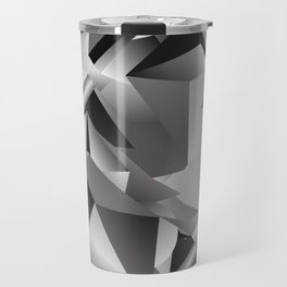 Geometric Travel Mug
