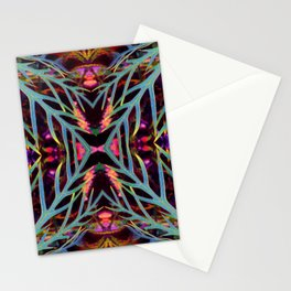 Found Colors Pattern Stationery Cards