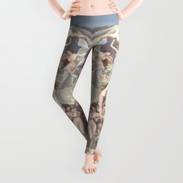 Neo Classical Melee Leggings