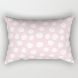 circles (21) Rectangular Pillow