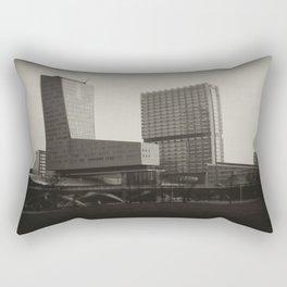 Lille : Euralille Nord Rectangular Pillow