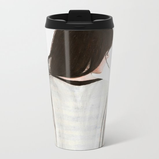 Socha Metal Travel Mug