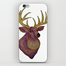 Darling, Detailed Deer iPhone & iPod Skin