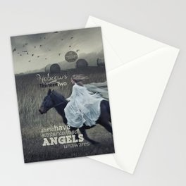 Angels Unaware Stationery Cards
