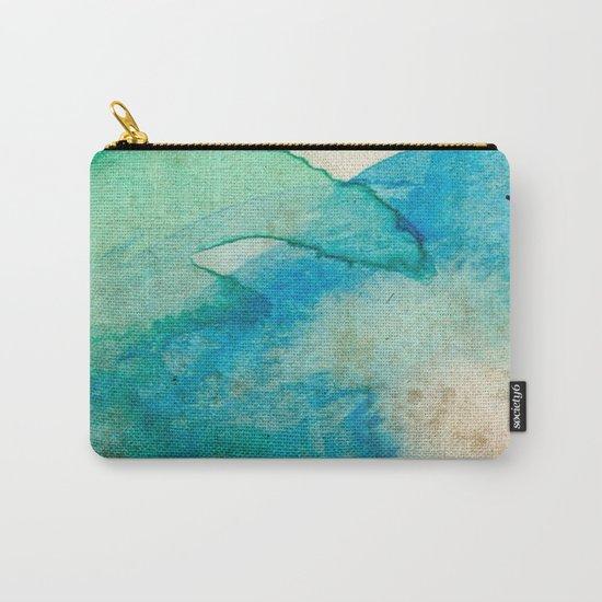 Pastel Color Splash 07 Carry-All Pouch