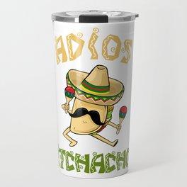 Aidos Bitchachos - Cinco De Mayo Travel Mug