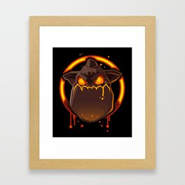 Clash of Clans LAVA HOUND Framed Art Print