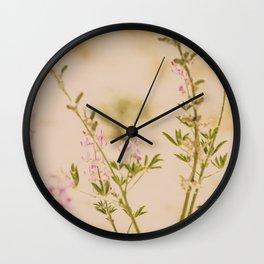 Super Bloom 7323 Paradise Joshua Tree Wall Clock