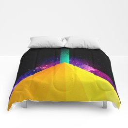 013 - Energy fall on the Pyramid Comforters