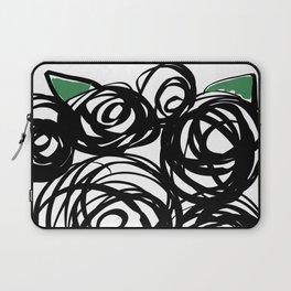 Black Roses Laptop Sleeve