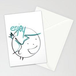 Enjoy! Stationery Cards
