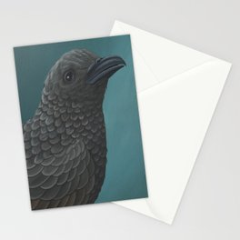 Guadalupe Storm Petrel (Oceanodroma macrodactyla) Stationery Cards