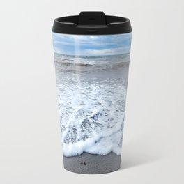 The Sea at my Feet Travel Mug