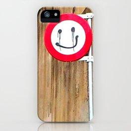 sleeping higgins iPhone Case