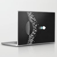 return Laptop & iPad Skins featuring Return by Ed Burczyk