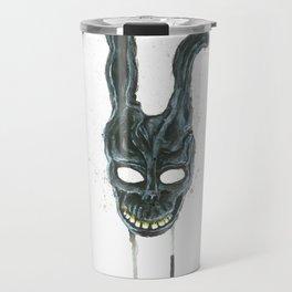 Empty Masks - Frank Travel Mug
