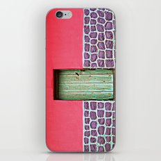 Doorways IV iPhone & iPod Skin