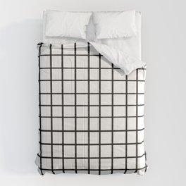 Crossing Comforters