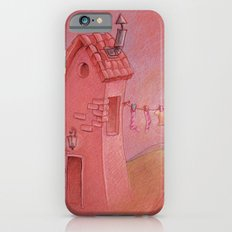 Houses in the sunset Slim Case iPhone 6s