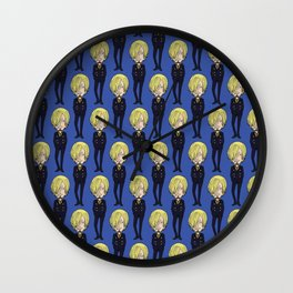 Vinsmoke Sanji Wall Clock