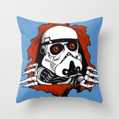 Stormripper  Throw Pillow